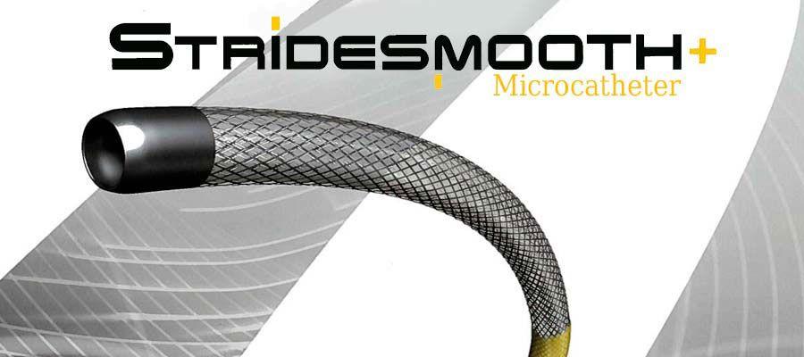 StrideSmooth+ de Asahi Intecc | Compañía representada por World Medica