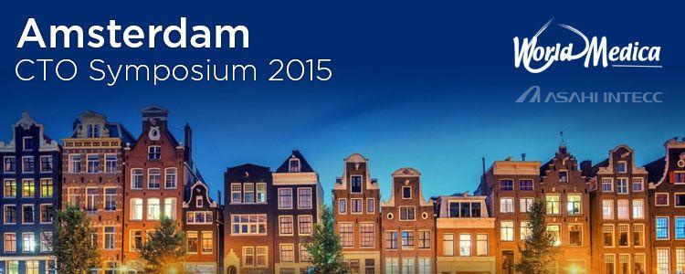 World Medica promueve el CTO Symposium 2015 en Ámsterdam