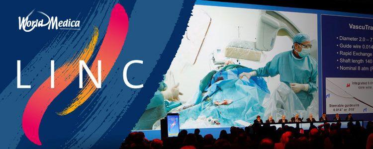 World Medica en LINC / Leipzig Interventional Course
