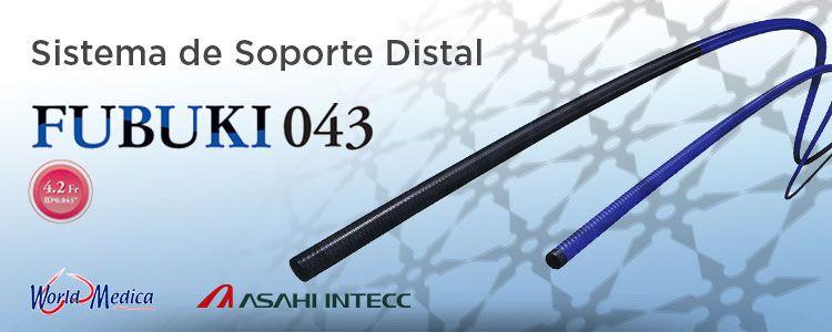 Asahi Fubuki 043 de Asahi Intecc | Compañía representada por World Medica