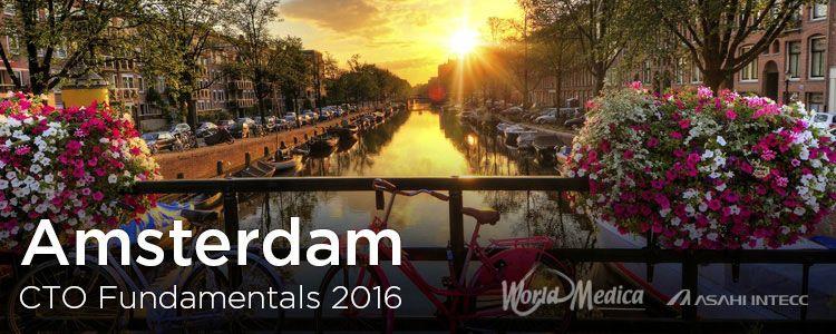 World Medica participa en el CTO Fundamentals Amsterdam 2016