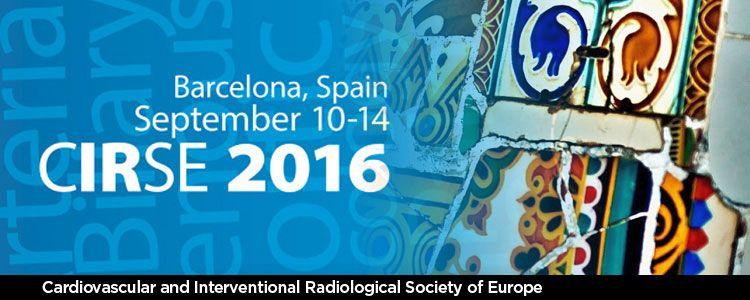 World Medica participa en CIRSE Barcelona 2016