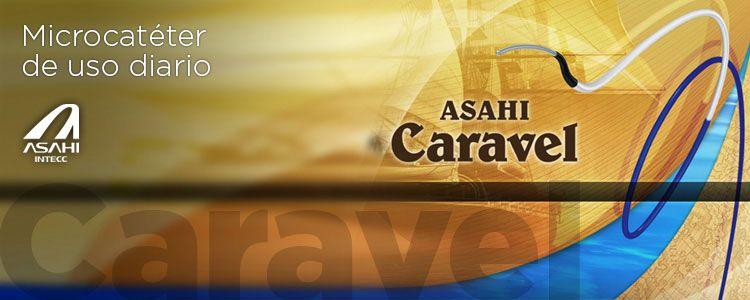 Caravel de Asahi Intecc | Compañía representada por World Medica