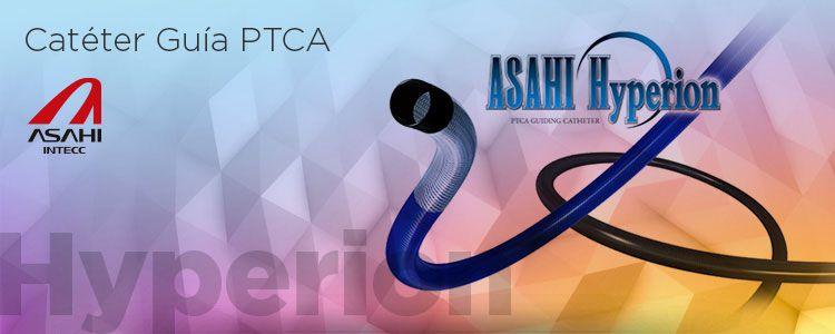 Hyperion de Asahi Intecc | Compañía representada por World Medica