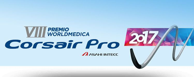 VIII Premio World Medica Corsair Pro 2017