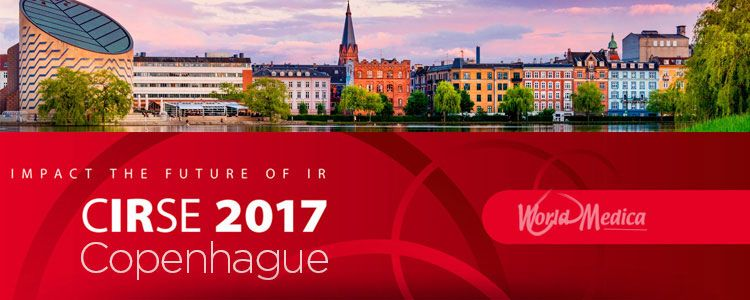 World Medica participa en CIRSE 2017, Copenhague