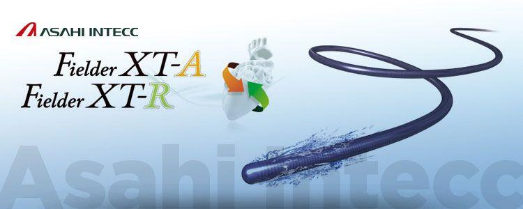 Fielder XTA de Asahi Intecc | Compañía representada por World Medica