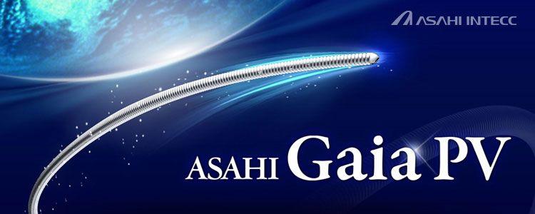 Gaia PV de Asahi Intecc | Compañía representada por World Medica