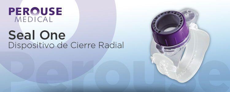 Seal One de Perouse Medical   Compañía representada por World Medica