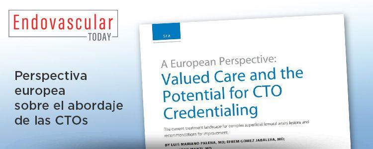 Abordaje de las CTOs en enfermedad arterial periférica: una perspectiva europea