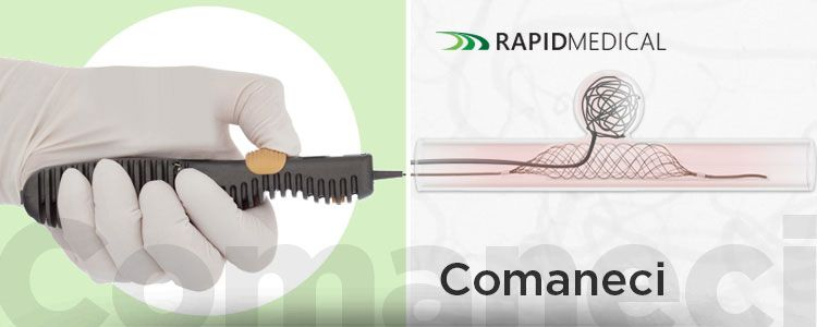 Comaneci de Rapid Medical | Compañía representada por World Medica