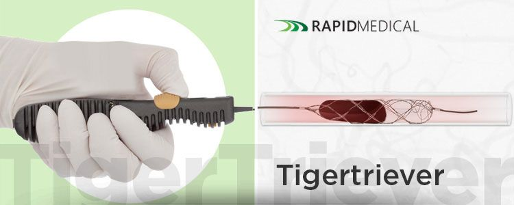 Tigertriever 13 de Rapid Medical | Compañía representada por World Medica