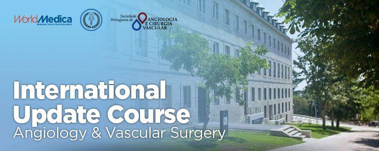 World Medica patrocina el International Update Course Angiology & Vascular Surgery 2019