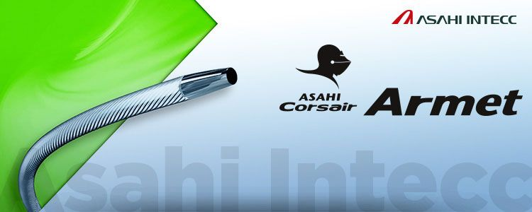 Corsair Armet de Asahi Intecc | Compañía representada por World Medica