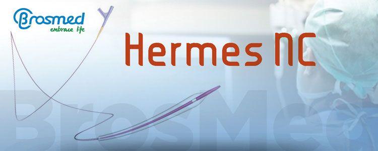 Hermes NC de BrosMed | Compañía representada por World Medica