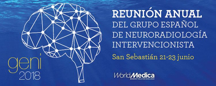 World Medica participa en la Reunión Anual del Grupo Español de Neurorradiología Intervencionista (GeNI 2018)
