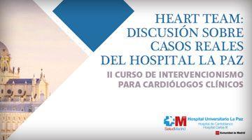 Reducer en el II Curso de Intervencionismo para Cardiólogos Clínicos