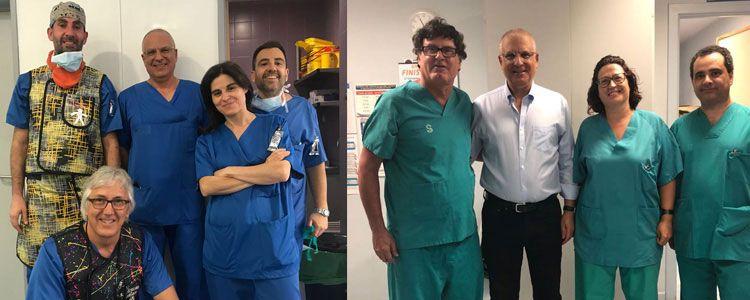 Reducer: nuevos casos realizados con éxito en hospitales de Madrid y Toledo