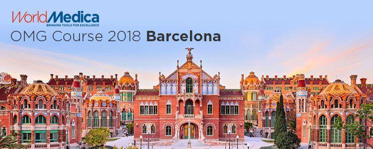 World Medica colabora en el 3er Curso OMG2018 Barcelona