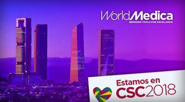Visítanos en el CSC 2018 Madrid y conoce nuestras novedades