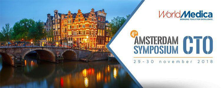 World Medica participa en 4º CTO Symposium Amsterdam 2018
