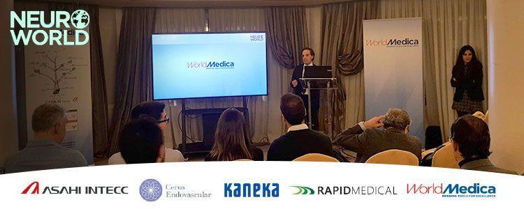 World Medica organiza por tercer año el NeuroWorld con éxito de participación