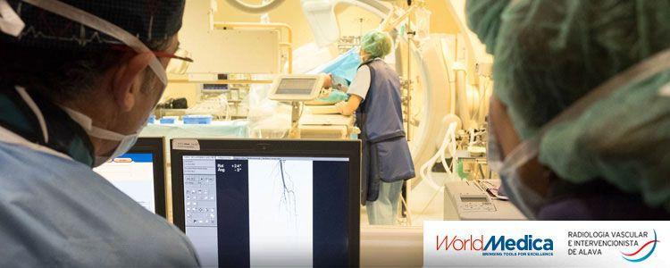 Embolización Osteoarticular realizada en la Unidad de Radiología Vascular Intervencionista de Álava (URVIA)