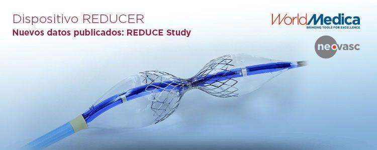 Nuevos datos publicados sobre la eficacia y seguridad del dispositivo Reducer: REDUCE study