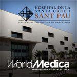 World Medica colabora en la organización del Primer Curso de Enfermería en CTO que se realiza en el Hospital Sant Pau de Barcelona