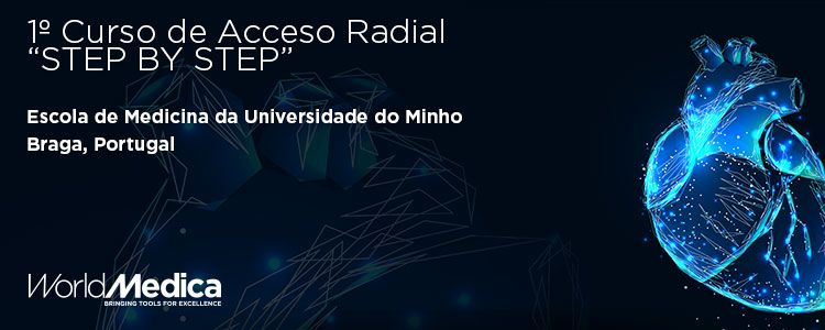 World Medica colabora en la organización del Primer Curso de Cierre Radial en Portugal
