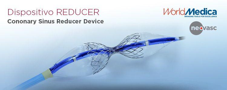 Reducer: nuevos datos publicados sobre coste - efectividad del dispositivo reductor de seno coronario