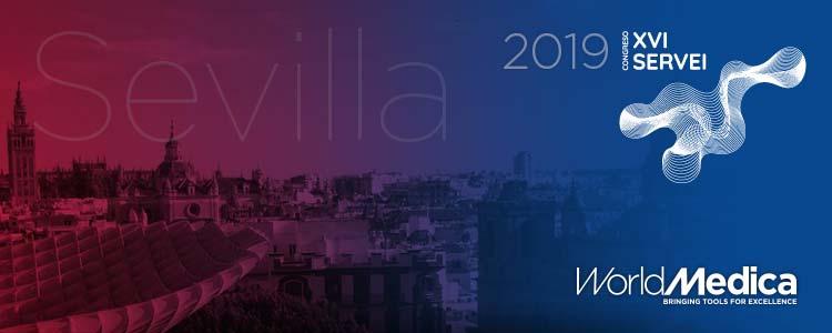 World Medica patrocina el XVI Congreso de la SERVEI, en Sevilla