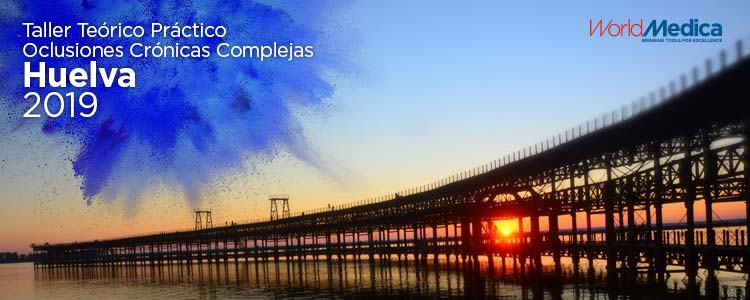 World Medica patrocina el Taller H-CTO 2019 que se celebrará en Huelva