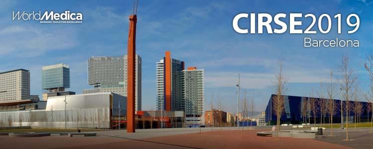 World Medica participa en Congreso CIRSE 2019 que se celebra este año en CCIB Barcelona