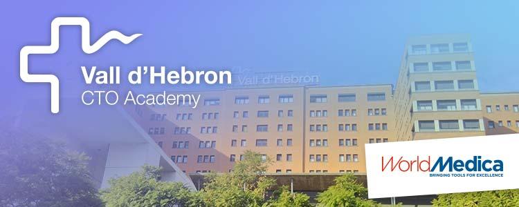 Primera Edición del Curso de Oclusiones Crónicas en el Hospital Universitari Vall d'Hebron