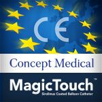 El dispositivo Magic Touch (Concept Medical) distribuido por World Medica, recibe el Marcado CE