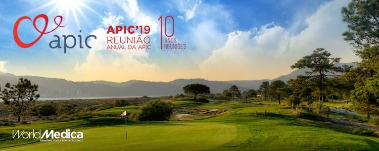 World Medica participa como patrocinador en la Reunión Anual APIC'19 Décimo Aniversario