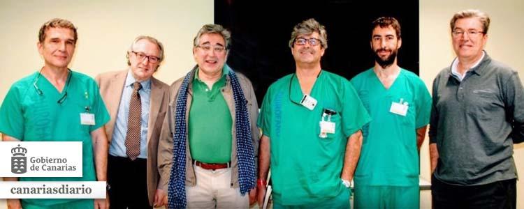 Conferencia y mesa de debate sobre el Tratamiento de la Estenosis Intracraneal Sintomática