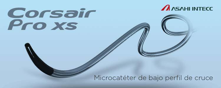 Corsair PRO XS de Asahi Intecc | Compañía representada por World Medica