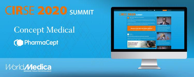 Congreso CIRSE 2020: World Medica participa a través de sus marcas representadas