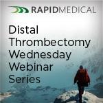 Rapid Medical Serie Webinars | 4 Sesiones | Trombectomía Distal – Info e Inscripciones
