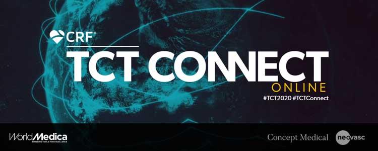 Nuestros dispositivos Magic Touch, Magic Touch PTA (Concept Medical) y Reducer (Neovasc) presentes en TCT Connect 2020