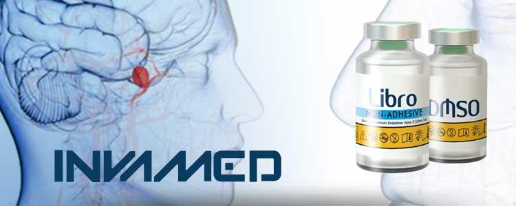 Libro | Agente líquido embólico destinado al tratamiento endovascular de MAV