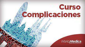 World Medica patrocina el 9º Curso de Complicaciones 2021 Virtual