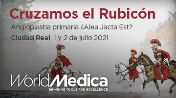 World Medica patrocina la Reunión de Angioplastia Primaria -Cruzamos el Rubicón-
