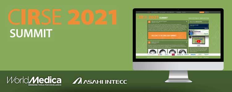 Congreso CIRSE 2021: World Medica participa a través de su marca representada Asahi Intecc