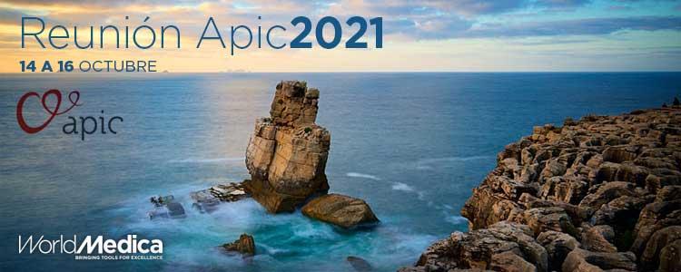 World Medica participa como patrocinador en la Reunión Anual APIC'21