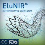 EluNIR stent farmacoactivo elastomérico